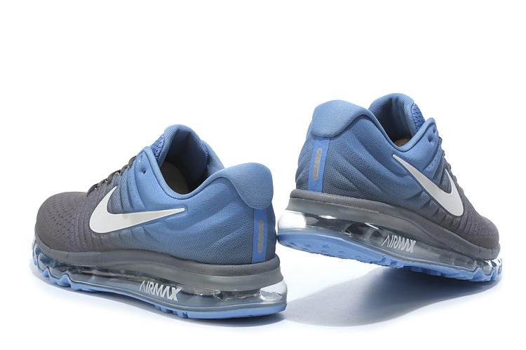 Imposible Diez comunicación  air max 2017 femme gris et bleu,Nike Air Max 2017 SE grise et blanche -  Chaussures Baskets femme - www.summitata.fr
