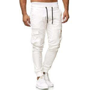 jogging blanc homme pas cher,Pantalon jogging blanc homme