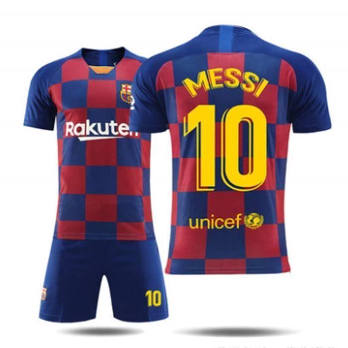 maillot de foot pas cher belle,Barca Lionel NO.10 Messi