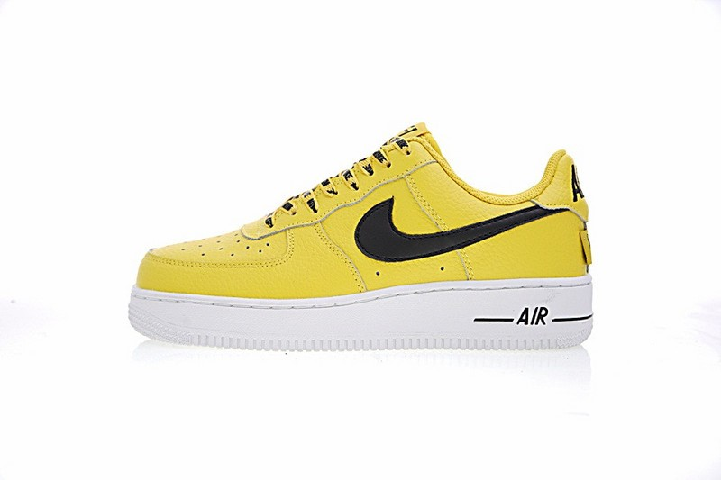 air force 1 jaune homme
