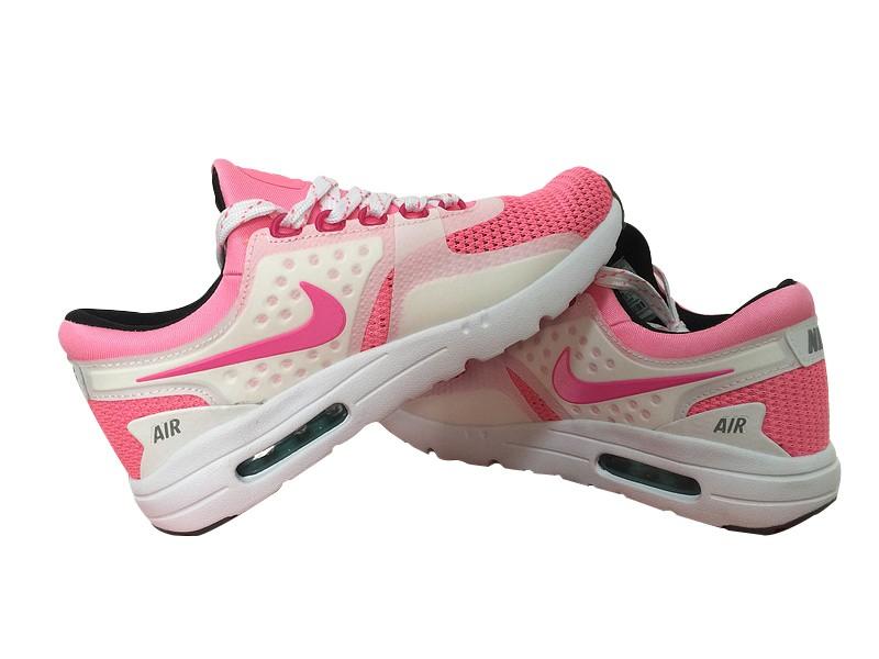 nike air max 2015 rose femme,2015 Femme Nike Air Max Zero QS