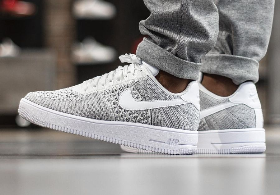 sneakers nike air force 1 flyknit pour homme,Chaussure Nike Air ...
